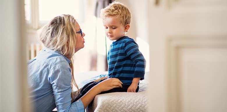 coronavirus en parler aux enfants