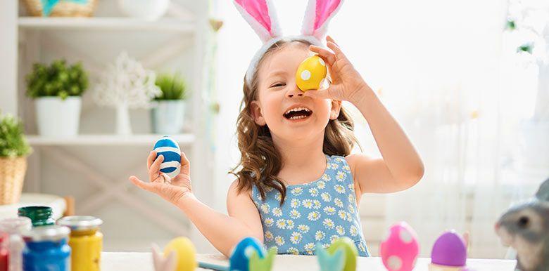 fêter pâques malgré le confinement