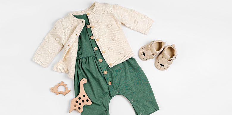 Comment habiller bébé pour la rentrée