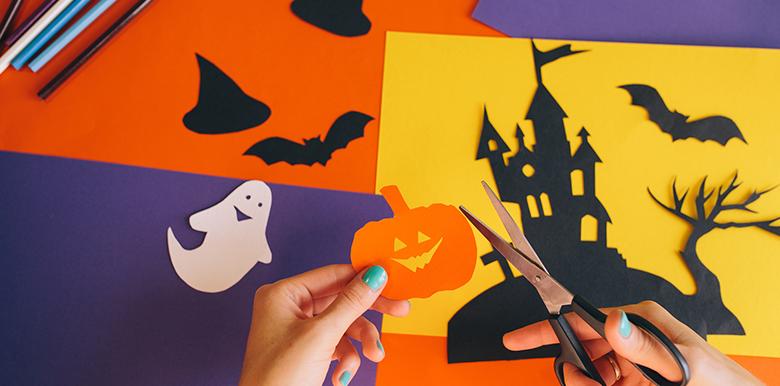 Des activités autour d'Halloween