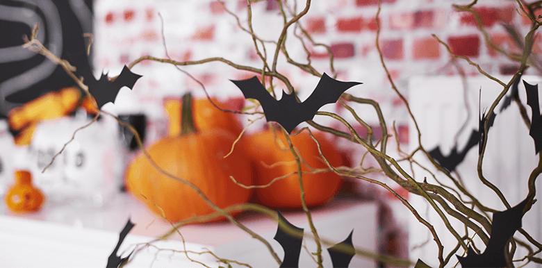 Une déco 100 % Halloween qui va vous faire frémir !