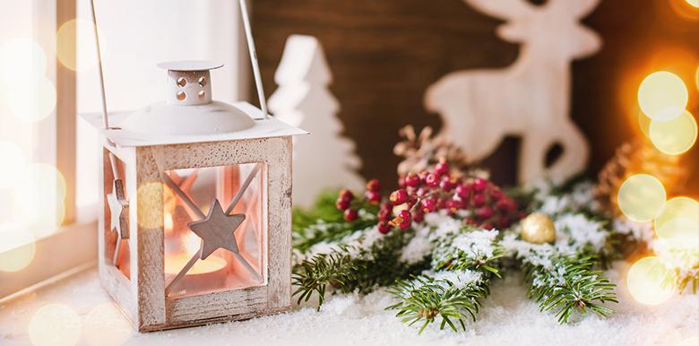 Réaliser des décorations de Noël en pâte au bicarbonate de soude
