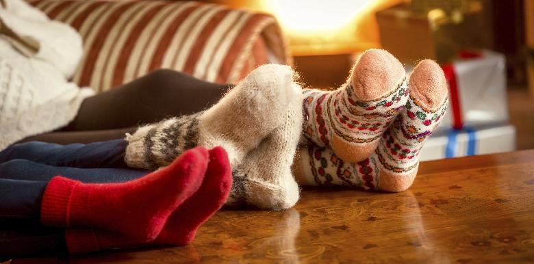Survivre à Noël dans sa belle-famille