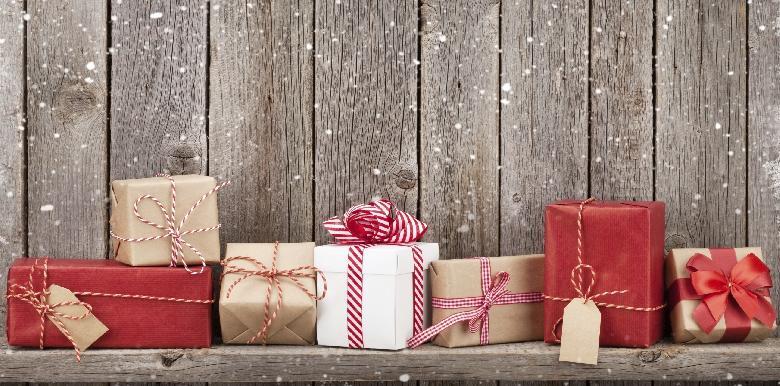 Réaliser des cadeaux de Noël avec les enfants