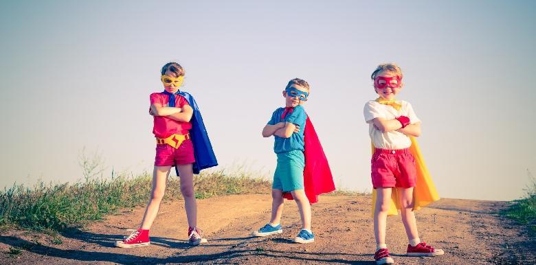 Réaliser un déguisement facile pour son enfant