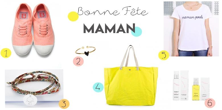 Sélection shopping : Bonne fête Maman !