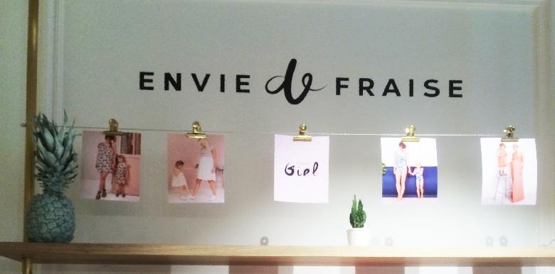 La jolie boutique Envie de Fraise