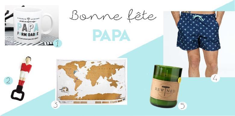 Sélection shopping : Bonne fête Papa !