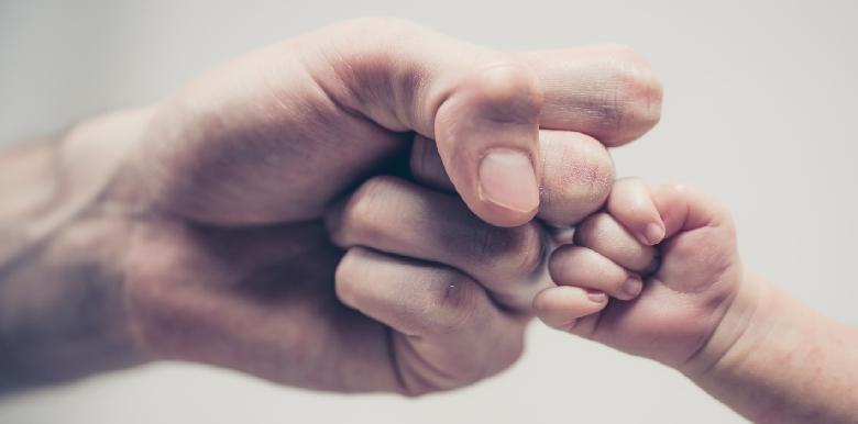 10 bonheurs d'être papa