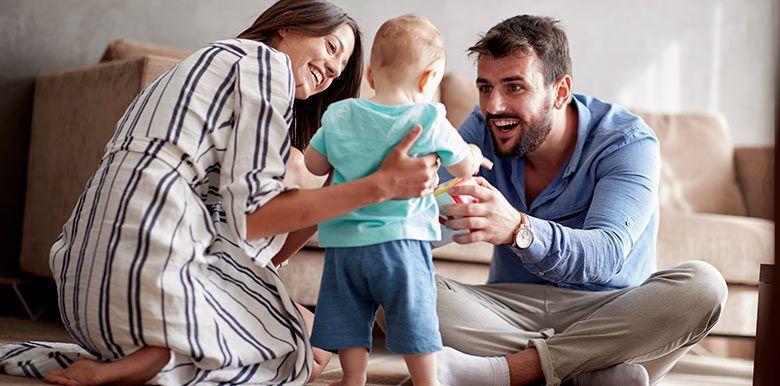 6-18 mois : bien accompagner les grandes acquisitions de bébé