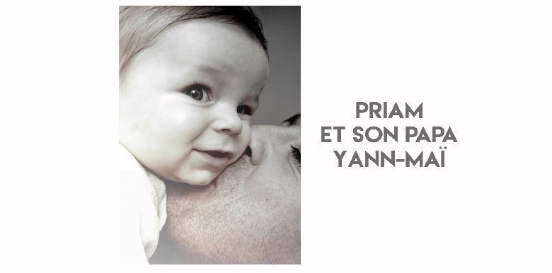 Priam et Yann-Maï