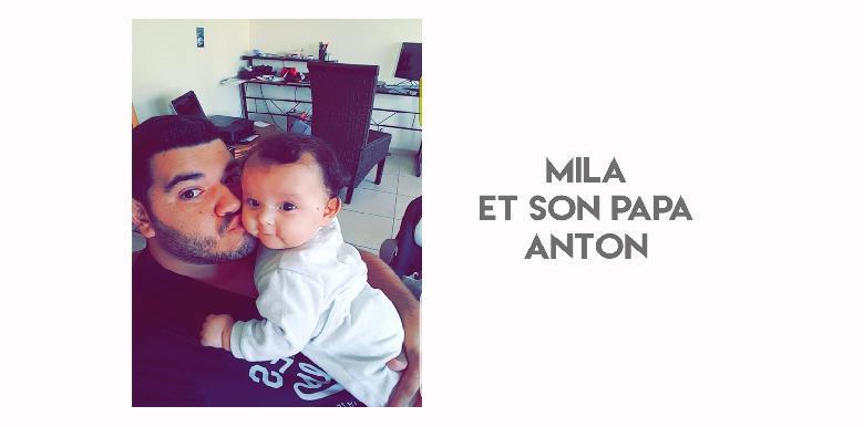 Mila et Anton