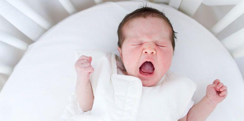 Au lit bébé!