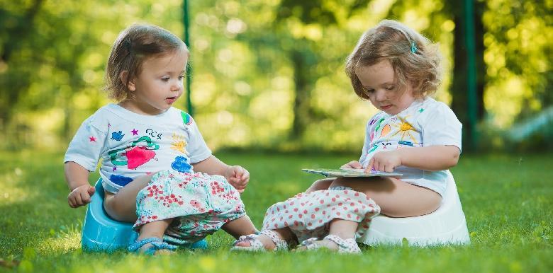 Propreté : un été pour entraîner bébé