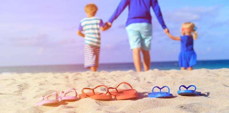 La plage en famille : Calvaire ou farniente ?