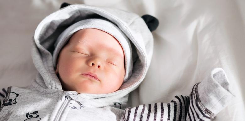 Bébé confond le jour et la nuit