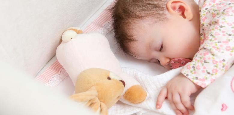 Bébé n'a pas de doudou