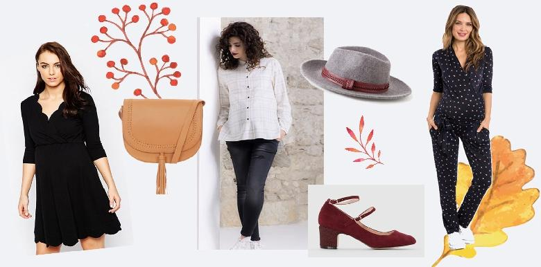 Sélection shopping future-maman, automne 2016