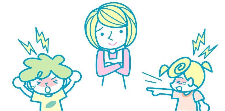 Mes enfants se disputent : comment apaiser les conflits ?