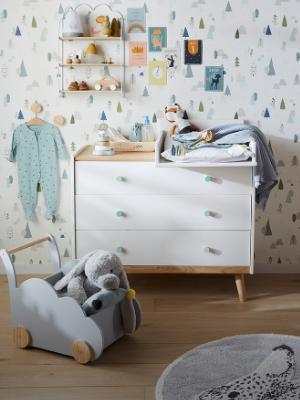 chambre d'enfant, décoration