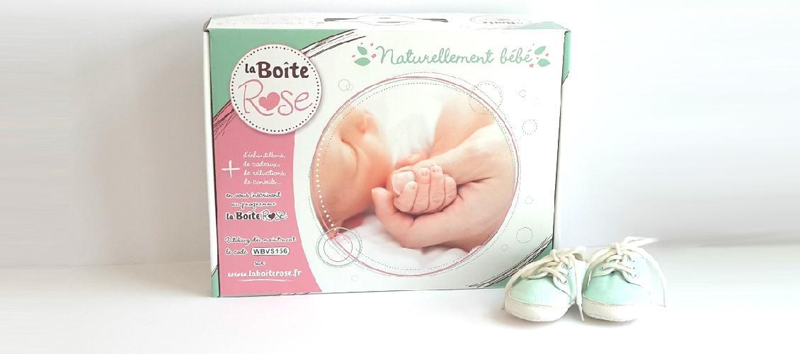 La Boîte Rose Naturellement Bébé